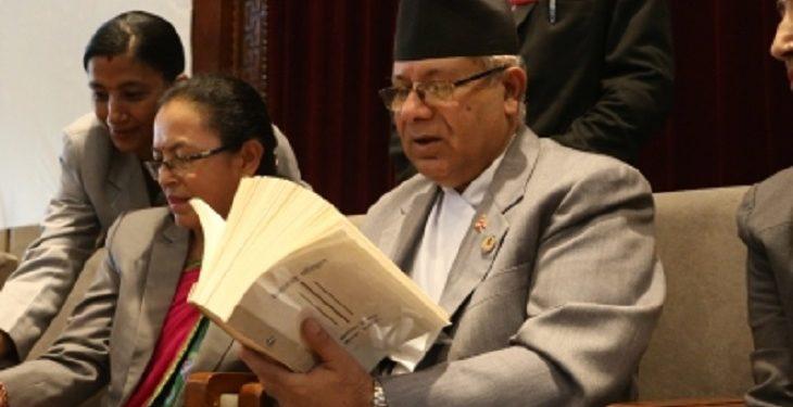 Nepal's largest party CPN-UML splits 1