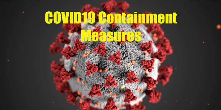 Covid19 Containment Measures