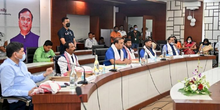 Assam government to constitute seven committees for upliftment of tea tribes community 1