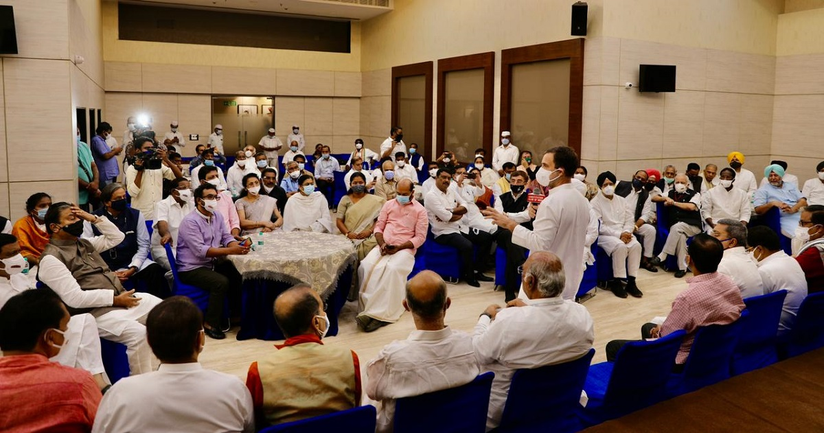 Opposition goes on offensive: Holds cycle rally over price rise, 'unites' at breakfast meet 6
