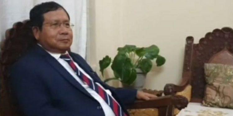 Meghalaya: Former Sohra MLA Dr PW Khongjee passes away 1