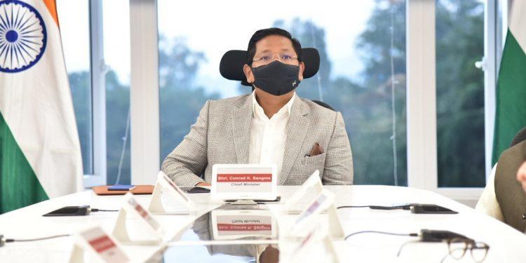 Meghalaya CM Conrad Sangma urges Shillong youths to return police gun 1