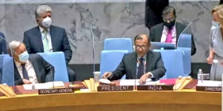 Afghanistan should not be used by terrorist groups: India at UNSC meeting 1