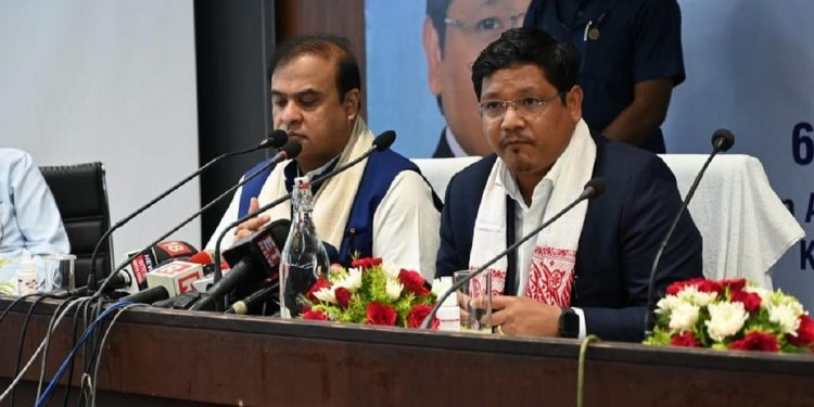 Assam-Meghalaya border row: Regional Committees formed to look into disputes in areas of differences 1