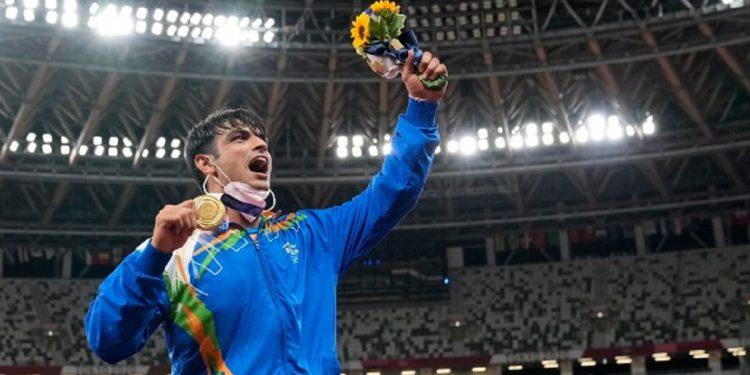 Wasn't under any pressure: Neeraj Chopra after winning Gold in Tokyo Olympics 1