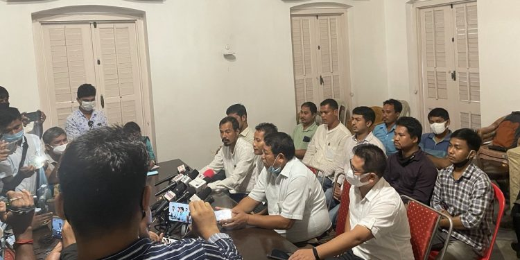 Tripura: TSF joins 'Greater Tipraland' movement 1