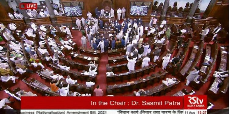 Opposition's women MPs 'manhandled' by marshals, government says otherwise 1