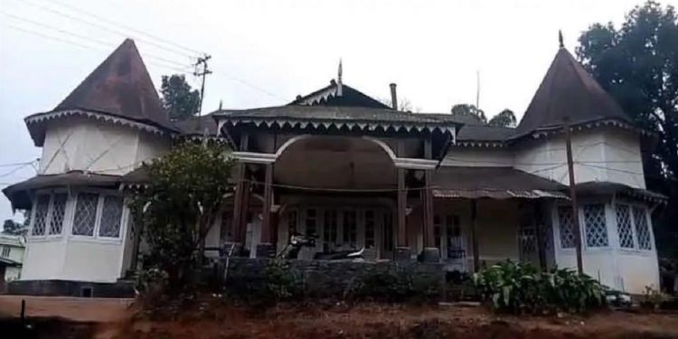 Former Manipur royal home in Shillong to be transformed into state Bhawan 1