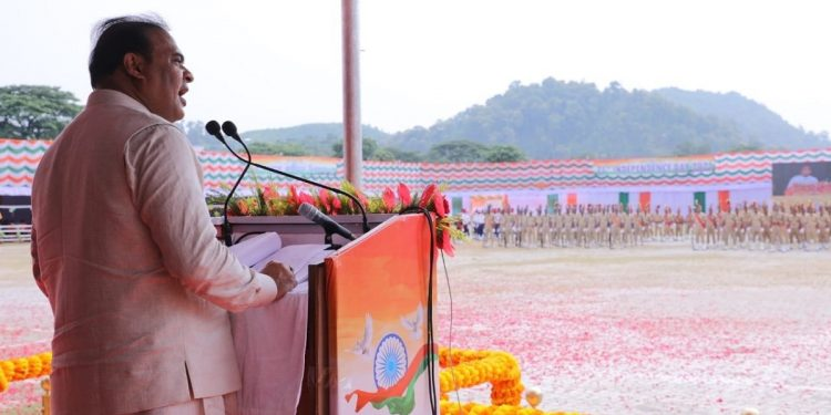Assam government will liberate state from human trafficking, drugs and cattle smuggling: CM Himanta Biswa Sarma 1