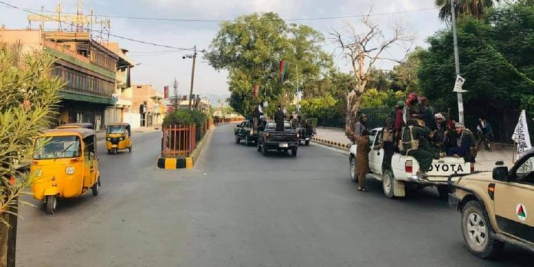 Taliban captures all major cities in Afghanistan, marches rapidly towards Kabul 1