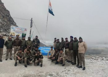 Independence Day: BRO hoists Tricolour at 18,300 feet in Sikkim 5