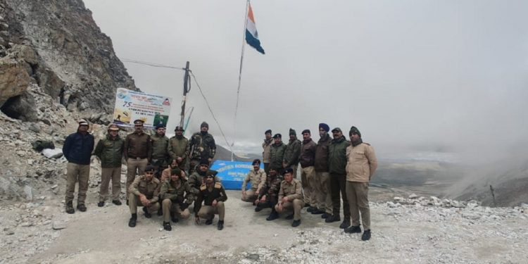 Independence Day: BRO hoists Tricolour at 18,300 feet in Sikkim 1