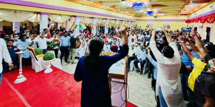 Assam: Massive TMC membership drive kick-starts in Silchar 1