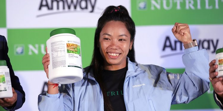 Manipur: Amway ropes in Olympics medallist Mirabai Chanu as its brand ambassador 1