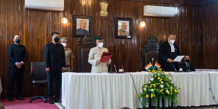 Arunachal Preadeh Governor