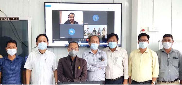 Nagaland health department