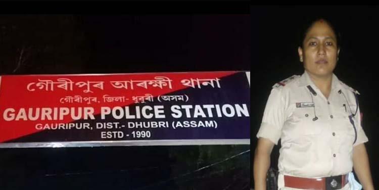 Himakshi Nath, OC Gaurpur PS