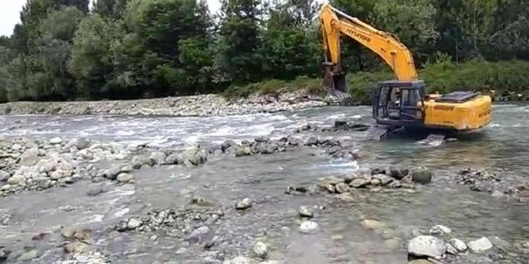 Nagaland: Extraction of boulders, sand gravels from rivers banned in Dimapur 1