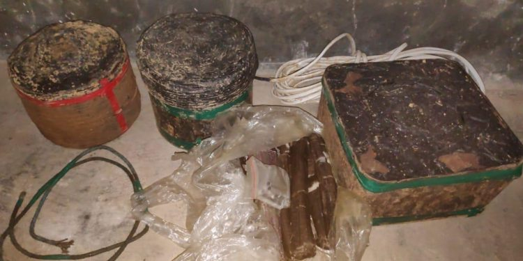 Manipur: Security forces foil major IED attack, recover explosives from near India-Myanmar border 1