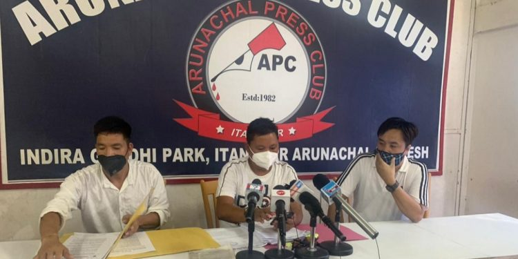 Arunachal Pradesh youth organizations accuse state government of 'misuse' of COVID funds 1