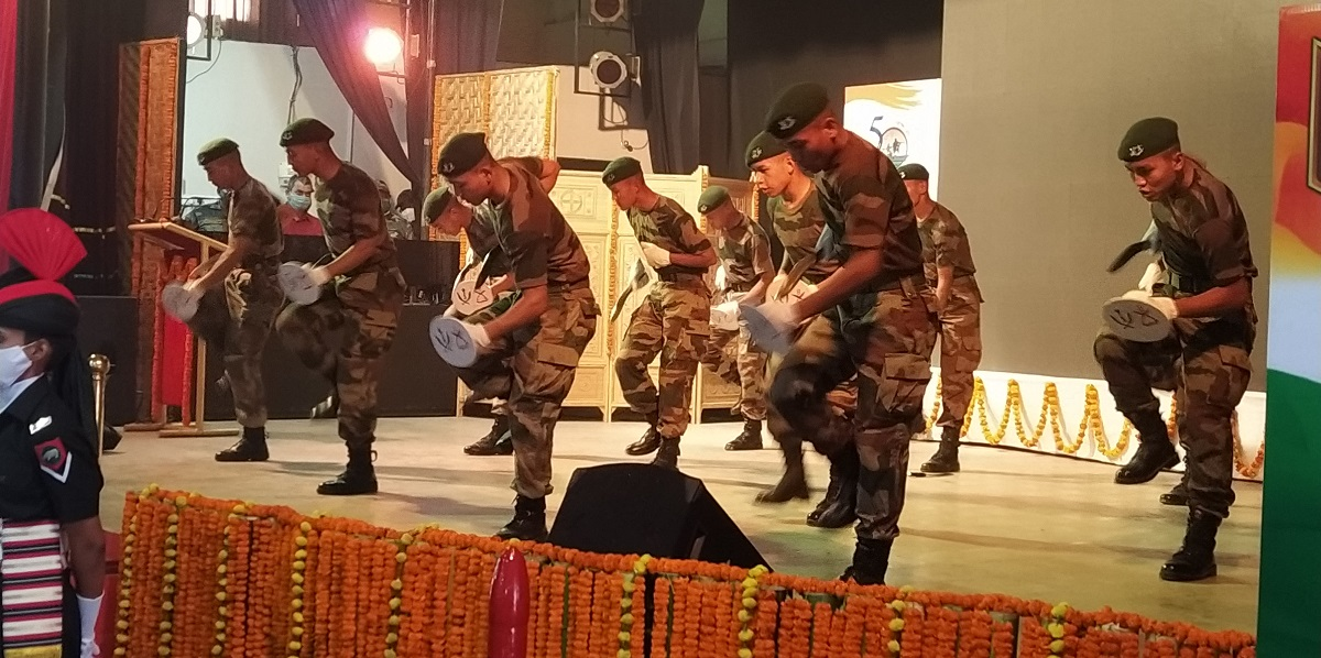 Swarnim Vijay Varsh: Assam chief secretary lauds Army for 'making youth aware about sacrifices of soldiers' 5