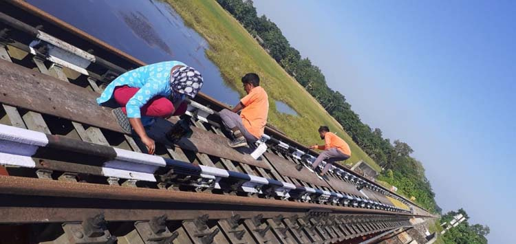Average speed of goods-carrying trains in NF Railway increases by 34.2% 4