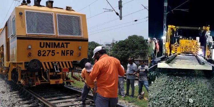 NFR renewal work