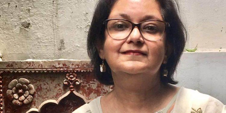 Assam: Yamin Hazarika Woman of Substance Award for award-winning writer Namita Gokhale 1