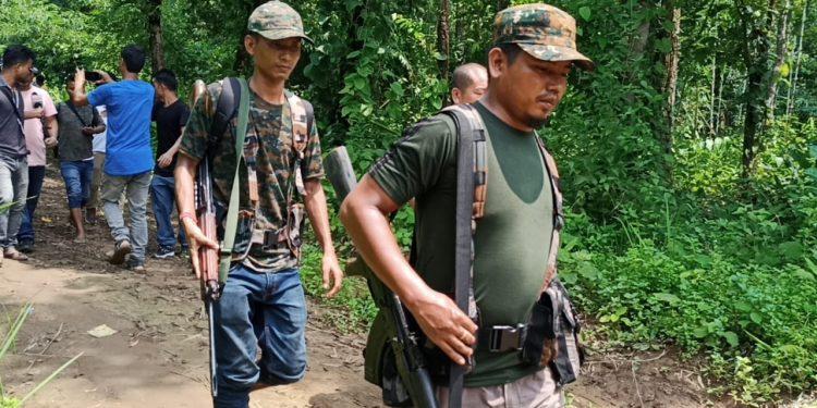 Assam: 21 more NLFB militants surrender in Kokrajhar 1