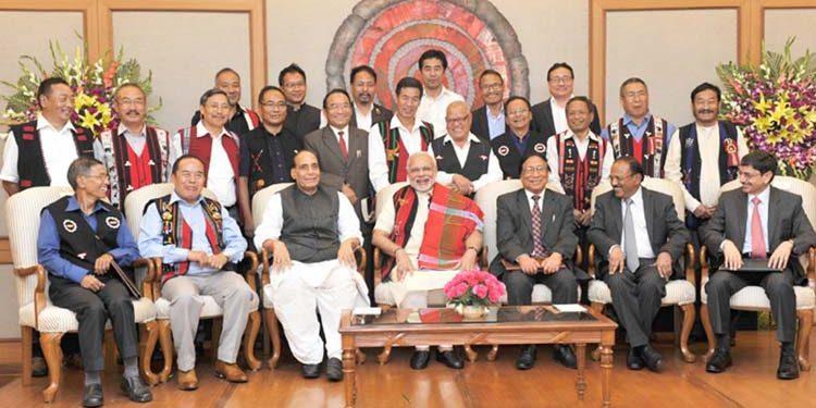 NSCN(IM) with Modi