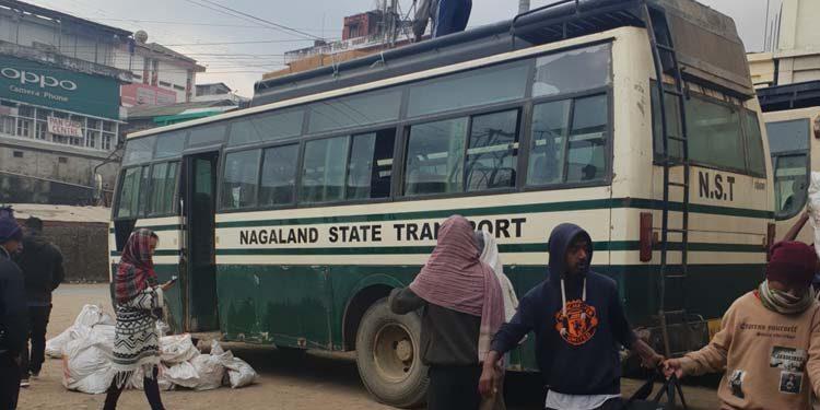 Nagaland bus