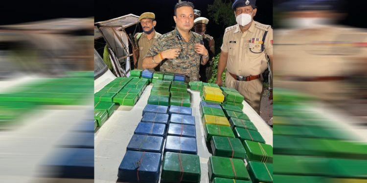 Assam's 'war on drugs': Heroin worth Rs 7 crore seized in Sonapur near Guwahati, six arrested 1