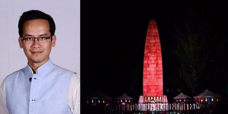 Assam Congress MP opposes installation of 'disco lights' at Jallianwala Bagh Smarak 1
