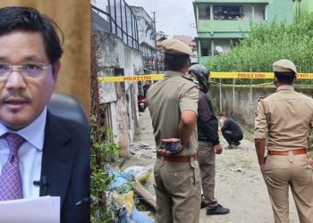 None involved in IED blast in Shillong will be spared, says Meghalaya CM Conrad Sangma 5