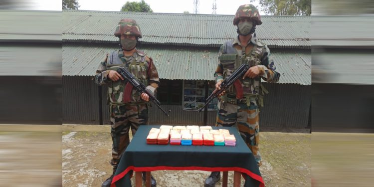 Heroin worth Rs 1 crore recovered in Mizoram 1