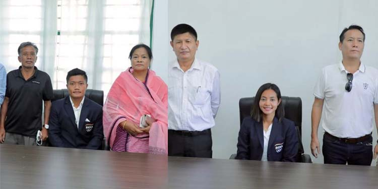 Olympians from Manipur