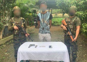 PREPAK militant