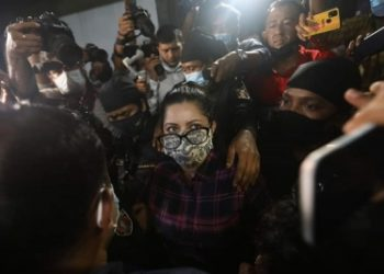 Bangladeshi actress held two months after attempt to rape claims 2
