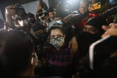 Bangladeshi actress held two months after attempt to rape claims 1