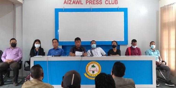 Mizo border villages urge Assam and Mizoram to drop 'original claims', demarcate boundary 1