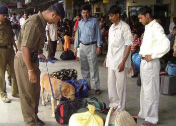 RPF GRP Railway protection force