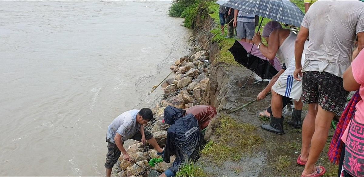 Arunachal Pradesh: Siang River flowing above danger level, alert issued 5