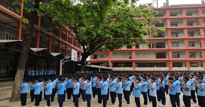 Shrimanta Shankar Academy Senior Secondary School