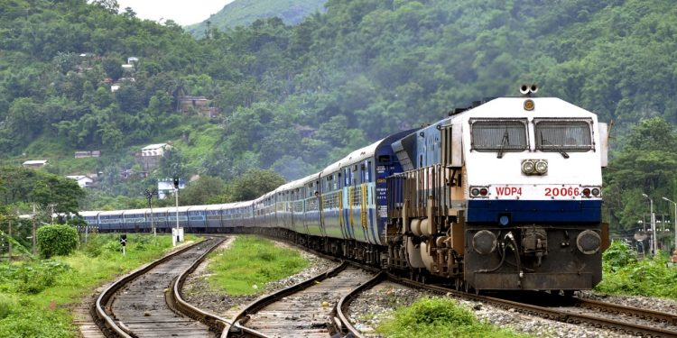 Train NF Railway