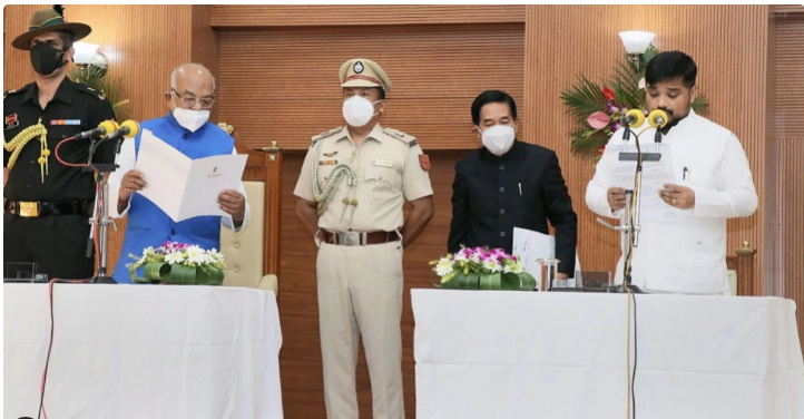 Tripura CM expands cabinet, inducts three new faces 1