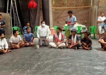 Udalguri DC Amar Gaon Pabitra Rabha