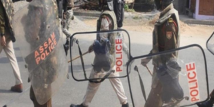 Mizoram not to pursue 'theft' case against Assam Police 1
