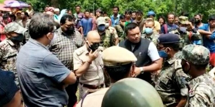 Meghalaya: 3 Ri-Bhoi youths allegedly assaulted by Assam police, tension grips inter-state border 1
