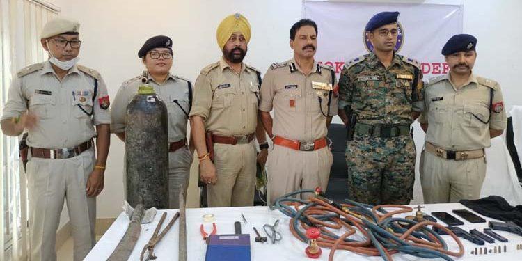 dacoits killed in Kokrajhar