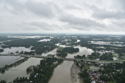 Assam's flood situation worsens, over 1 lakh people affected 1